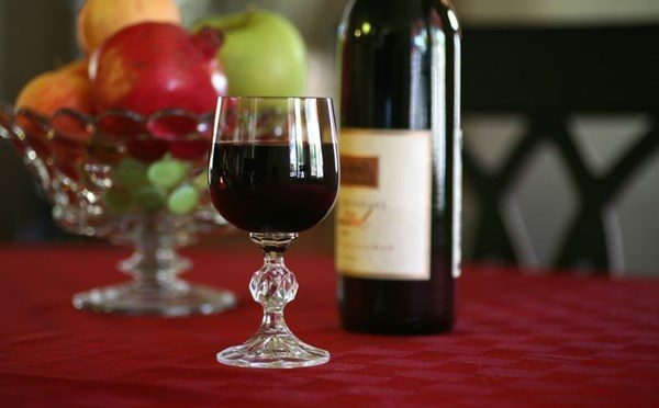 Natural Polyphenols in Red Wine Contribute to a Healthy Heart