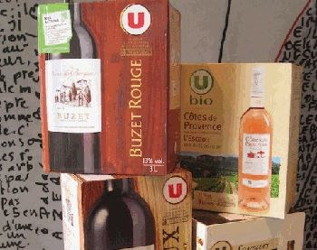 Wine in a Box: A Success Even in France